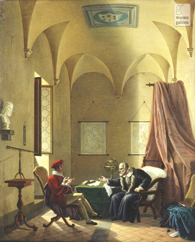 Galileo and Milton