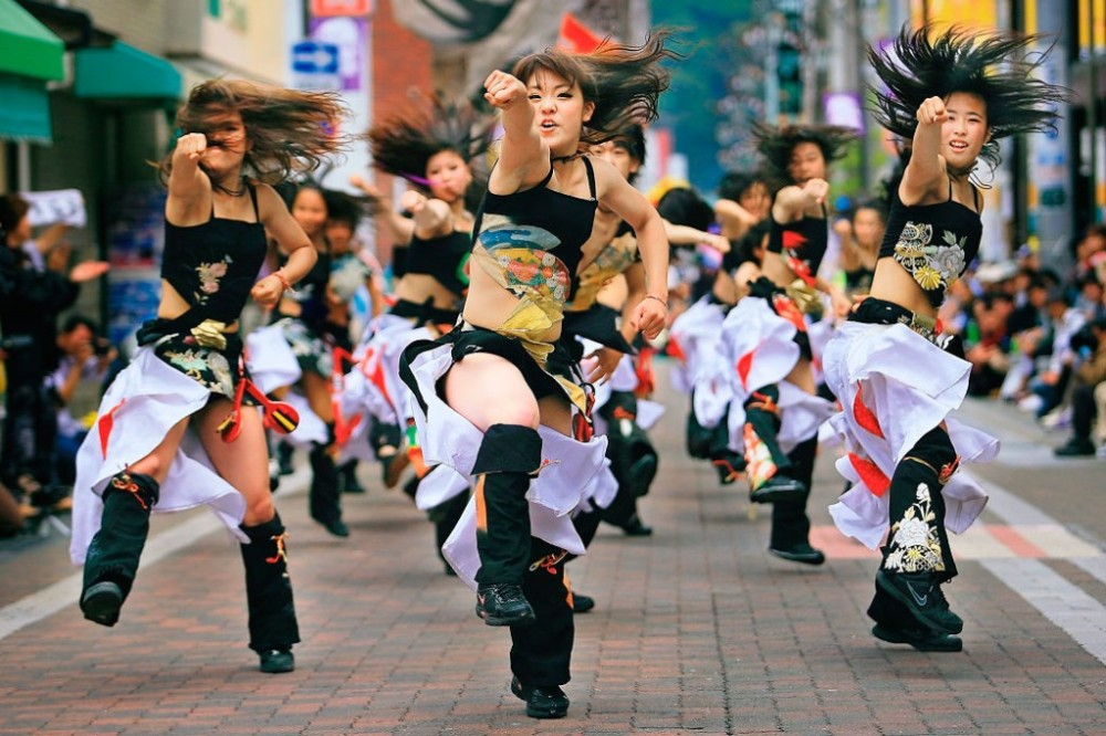 yasakoi group